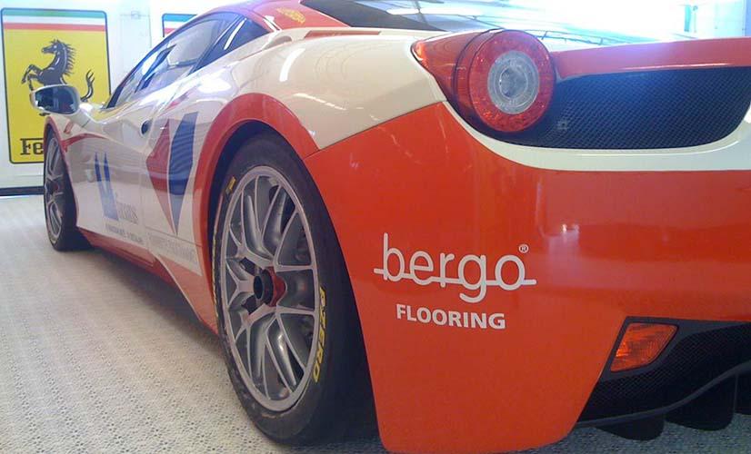 Suelo para paddocks coches - suelos exteriores para paddocks coches - Bergo