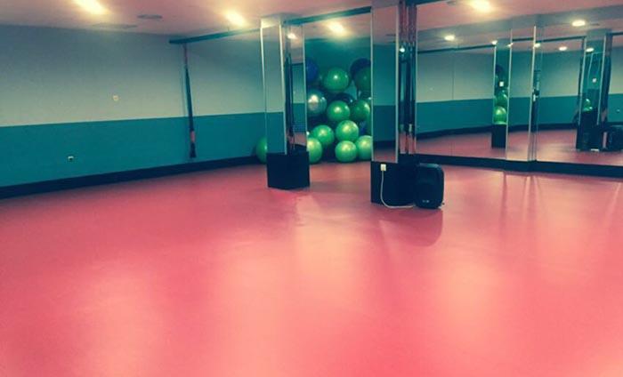 Suelo de vinilo - pavimento para fitness - Sportex